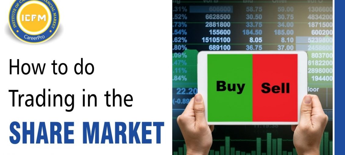 How to Do Trading in the Share Market